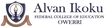 Alvan Ikoku College of Education NCE Admission List