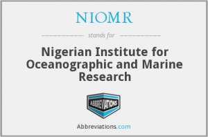 Nigerian Institute for Oceanography and Marine Research