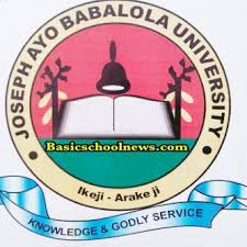 Apply for Joseph Ayo Babalola University (JABU) Partial Scholarship 2020/2021