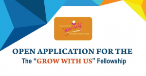 GROW WITH US Fellowship