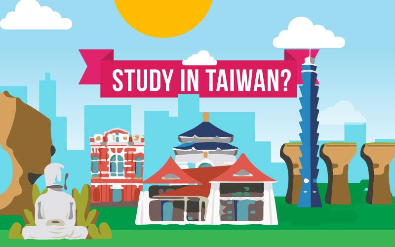 studie in Taiwan