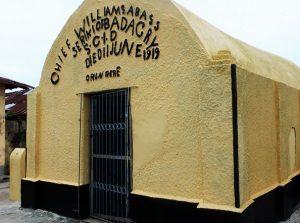 Een bezoek aan het Chief Seriki Abass Slave Museum