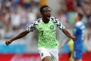 Meest betaalde spelers in Nigeria | Ahmed Musa