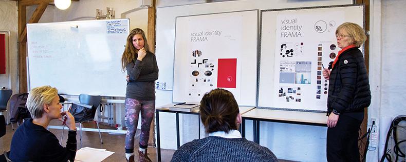 studie grafische ontwerpen in het buitenland