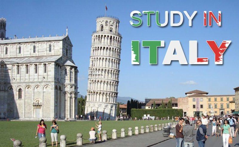 Etudier à l'étranger en Italie