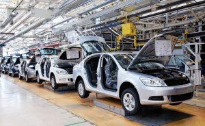Nigeria maakte voertuigen