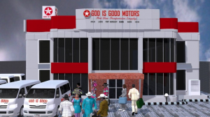 Dieu est bon Motors 2020