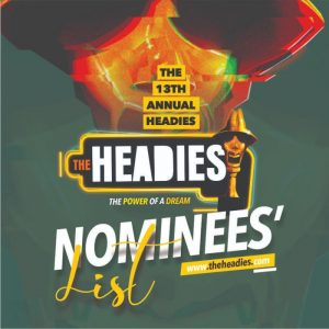 أعلى 23 Headies Nominies في نيجيريا