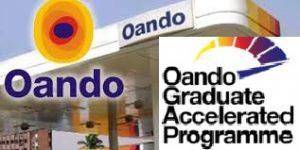 Oando Graduate Accelerated Programme