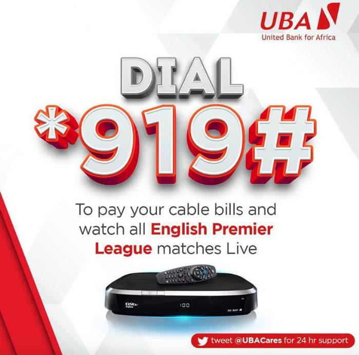 UBA Money Transfer Codes