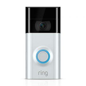 Ring Video Deurbel Plus Echo Dot Charcoal