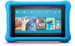 Geheel nieuwe Fire 7 tablet voor kinderen, 16 GB, hoesje voor kinderen