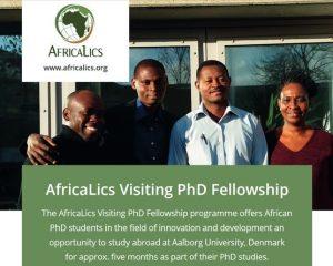 AfricaLics Visiting PhD Fellowship