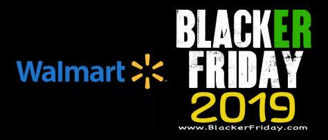 Vendite Walmart del Black Friday