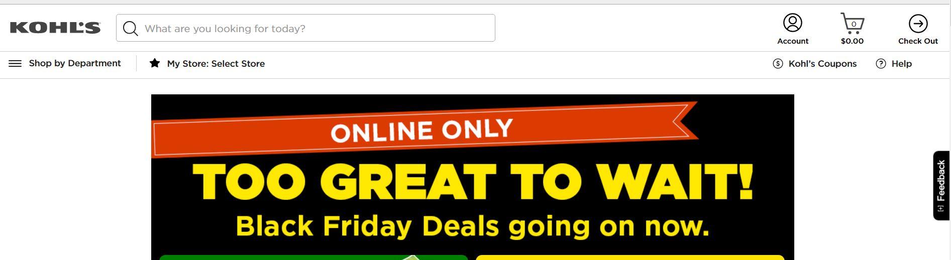 أفضل يوم الجمعة الأسود المخازن على الإنترنت