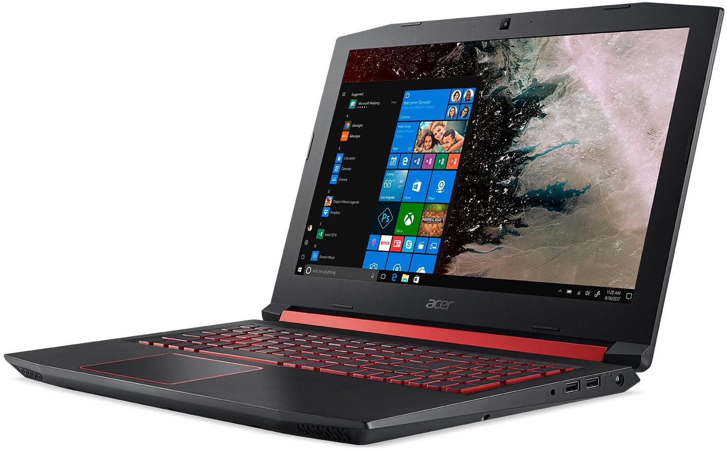 """Acer Nitro 5 AN515-53-52FA 15.6"""" Laptop Computer: $499.99"""