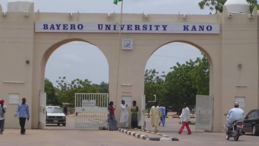 Bayero University Part-Time Admission Form