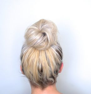 Full Top Knot