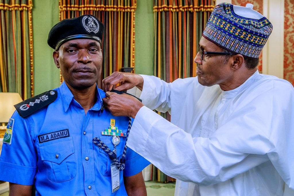 Nigeria Police Force Recruitment 2020