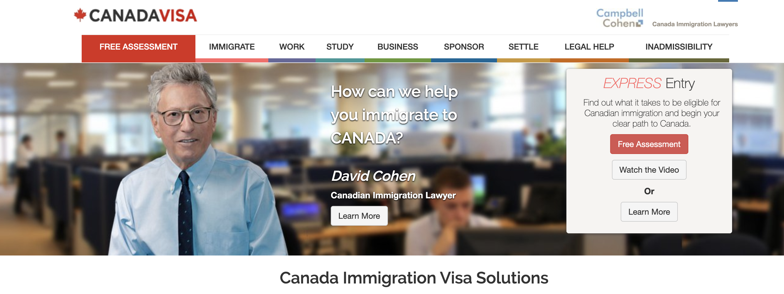 Canadian Visa Lottery 2020