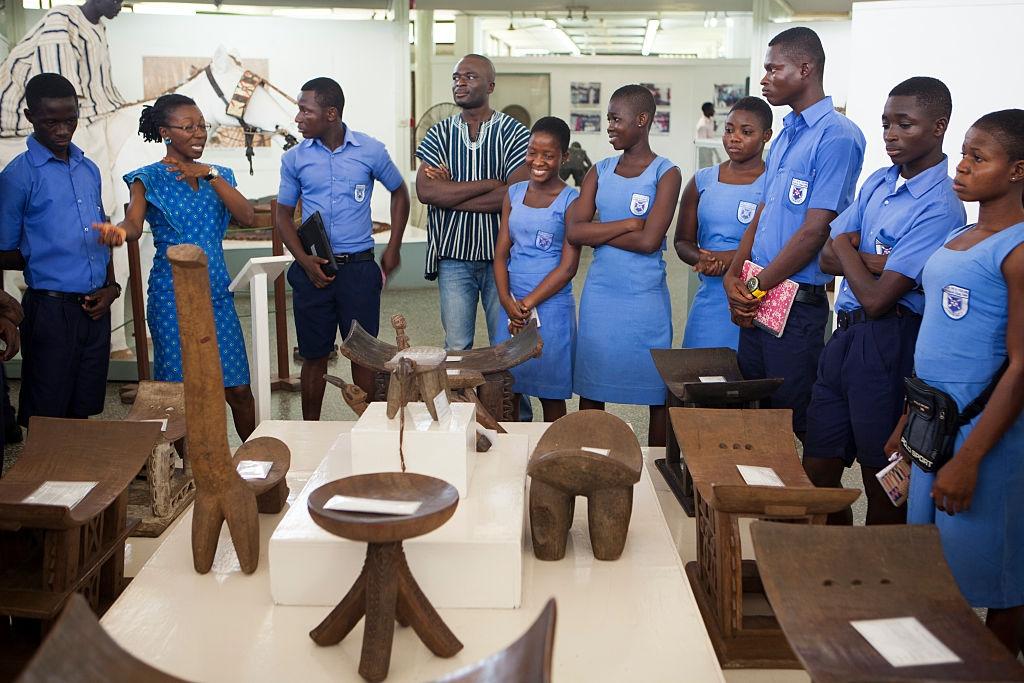 أفضل المدارس الثانوية في غانا 2020