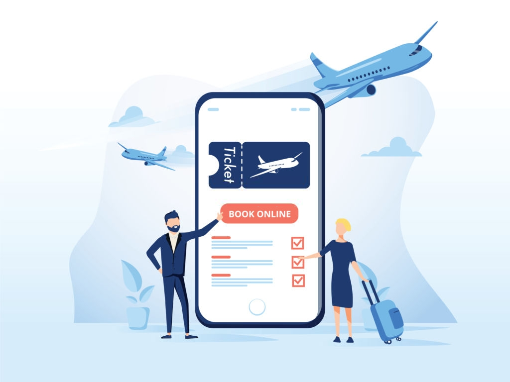 7 Simple Steps Showing how to Book a Flight Online