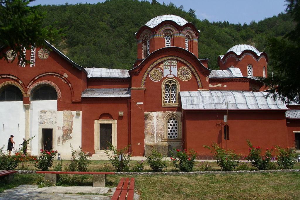The Peć Patriarchate Monastery