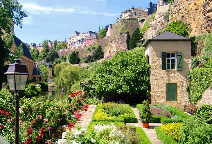 Cost of vacation in Luxembourg - Highlights and Tourist Centers1