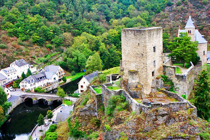 Cost of vacation in Luxembourg - Highlights and Tourist Centers4