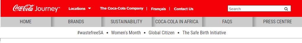 Coca-Cola Bottling Company Südafrika