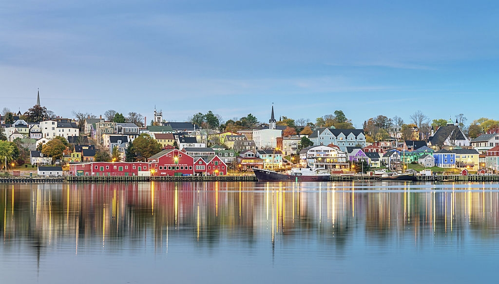 Vacation in Nova Scotia
