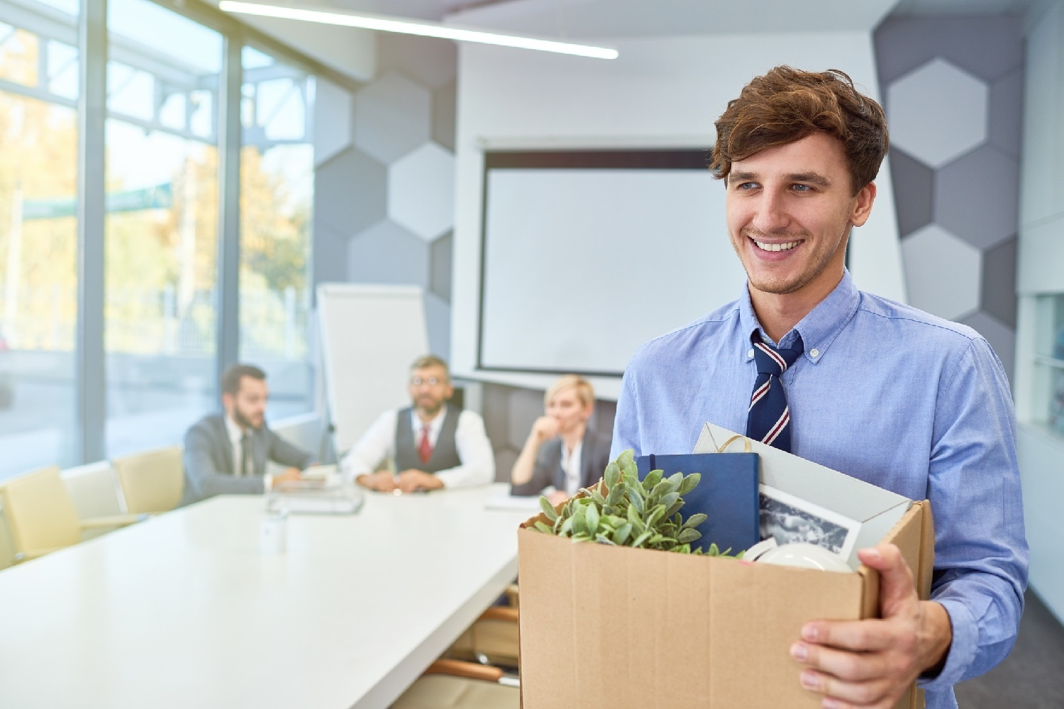 Skills to Use While Quitting a Job