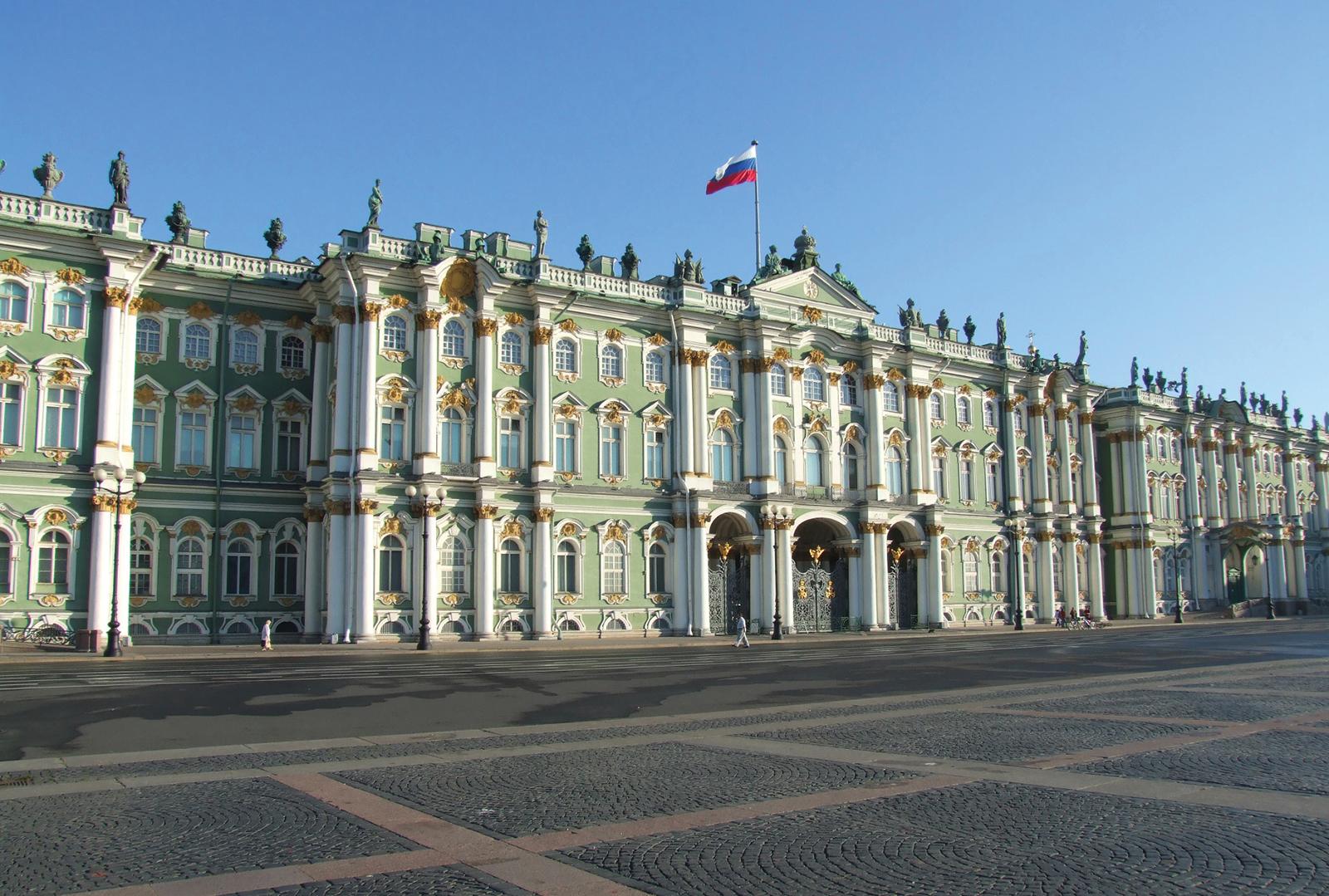 Musée d'État de l'Ermitage, Saint-Pétersbourg