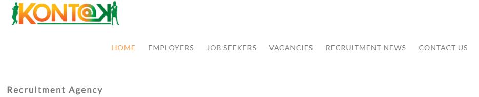Kontak Recruitment