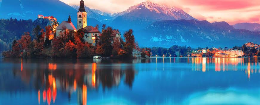 تكلفة عطلة في سلوفينيا - أبرز والمراكز السياحية