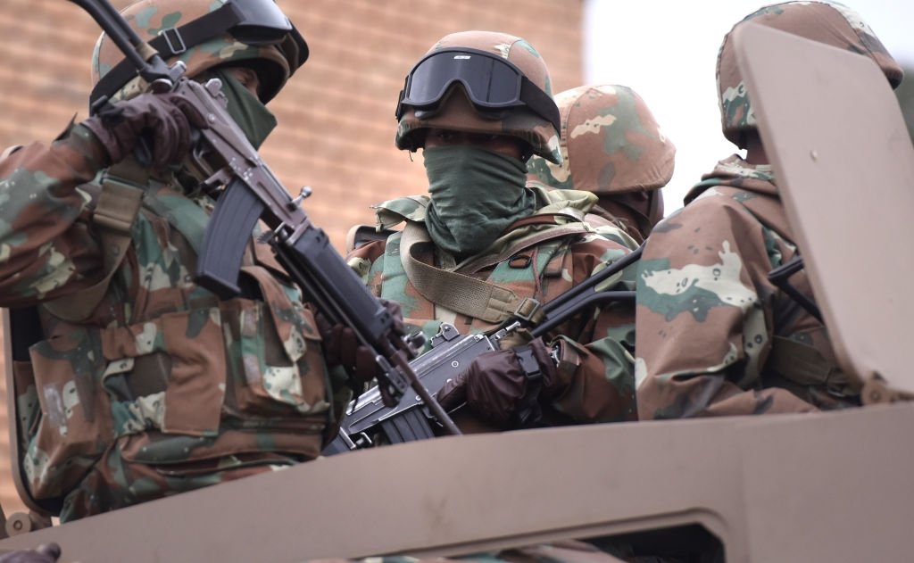 SANDF application forms, deadline and requirements