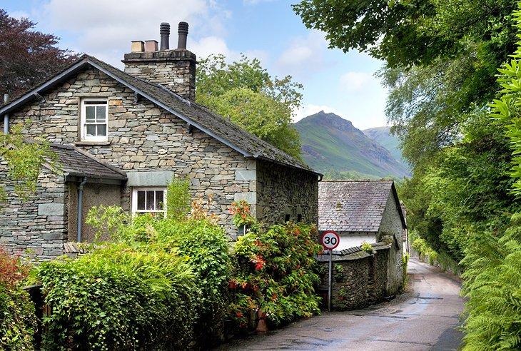 Idyllisches England: Die Cotswolds und der Lake District