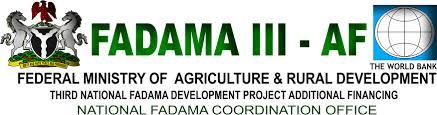 Fadama III Agro-preneur Support Programme