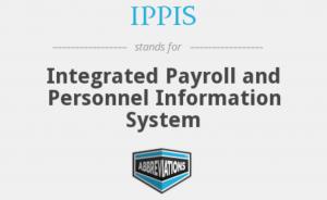 التحقق من IPPIS 2020