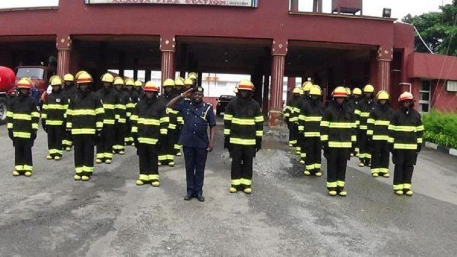 Service fédéral des incendies