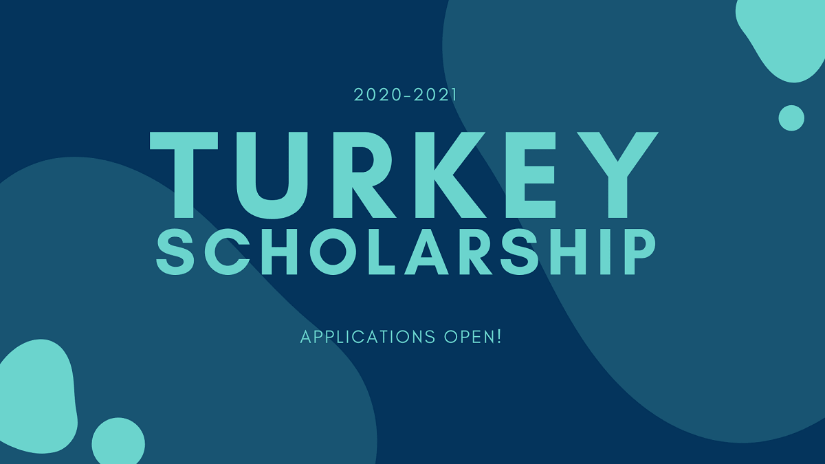 Turkey Scholarship Shortlisted Applicants 2020/2021 Portal Updates