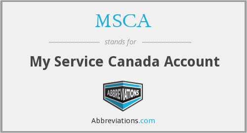 My Service Canada Account Login Portal And Registration Guide 2021 Current School News