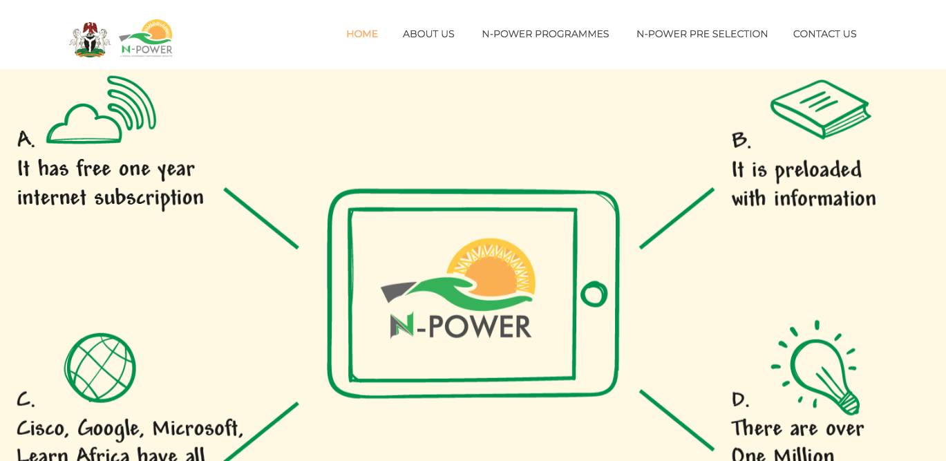 N-Power Result 2020 - Cosa fare dopo? (Http://npvn.npower.gov.ng/)