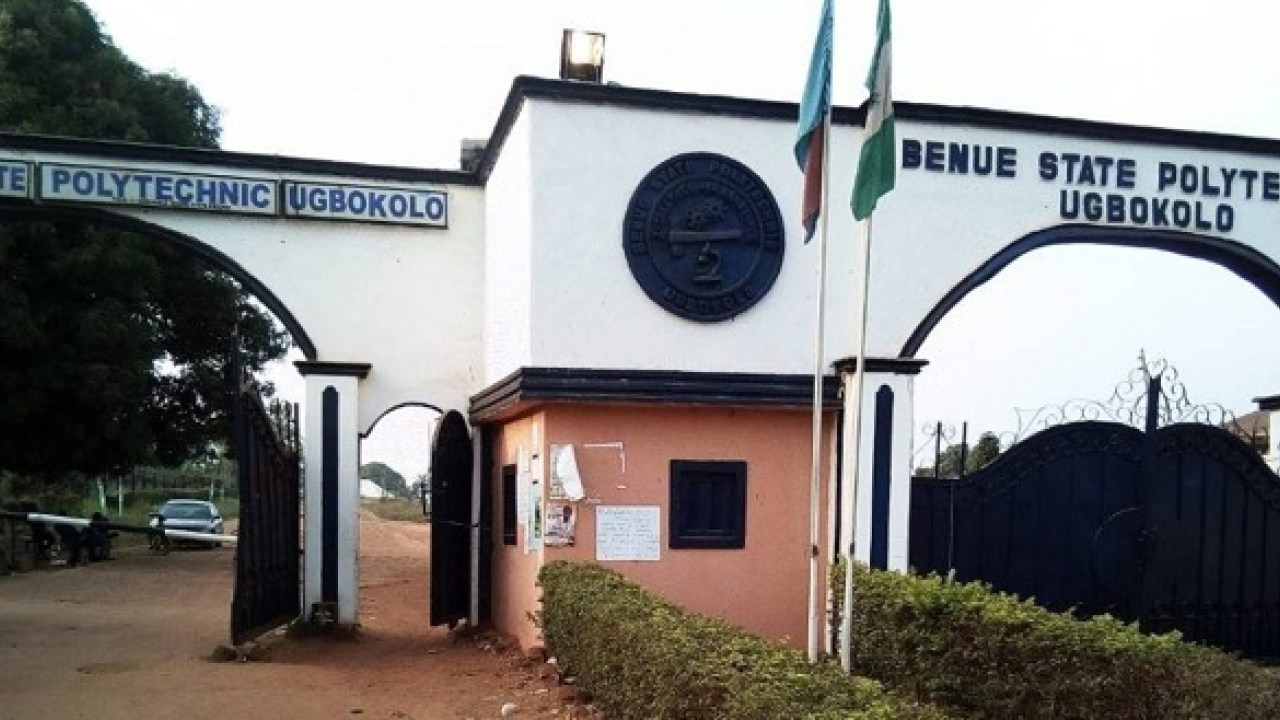 Benue State Polytechnic Courses and Requirements