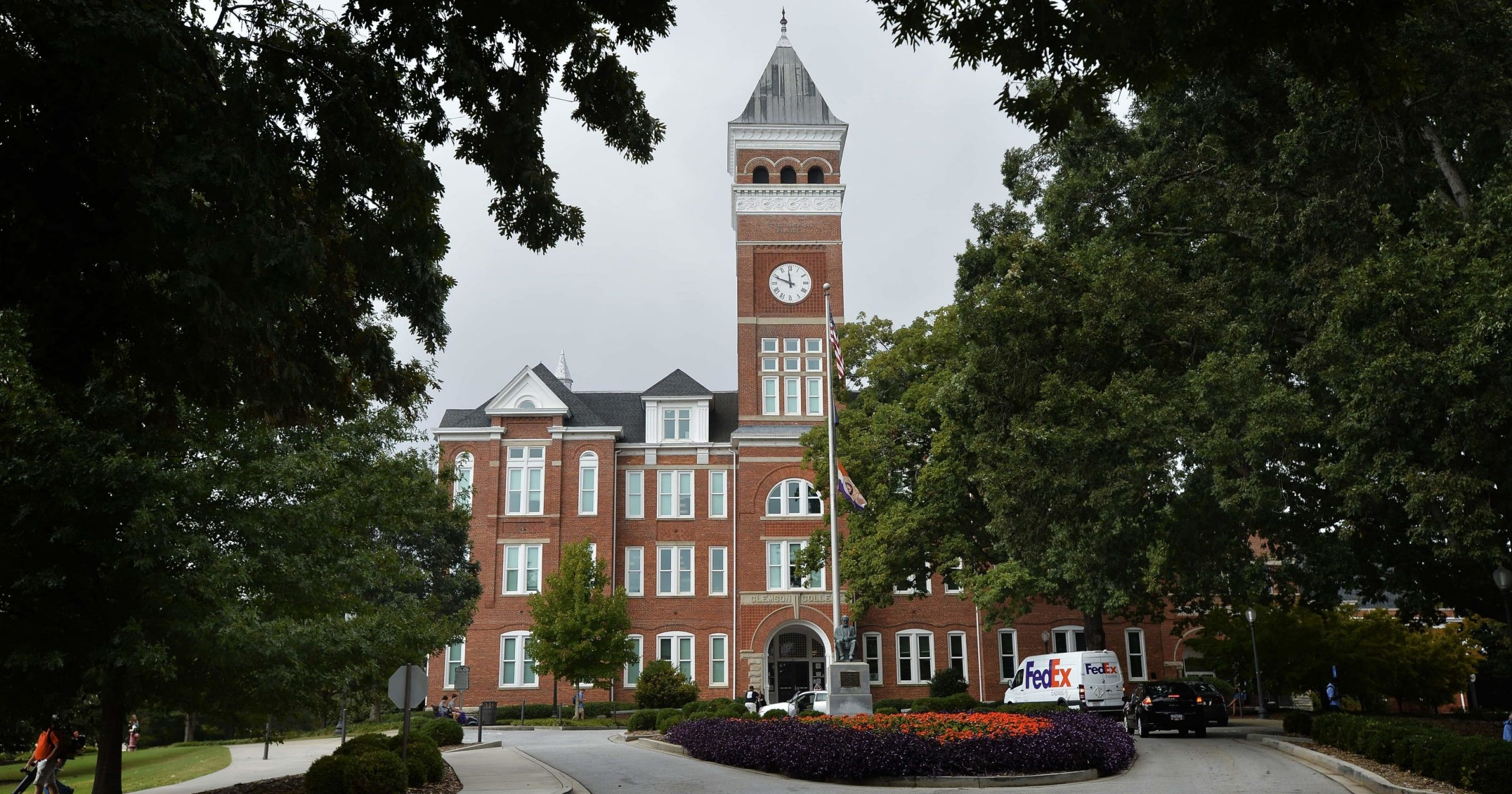 Toegang tot Clemson University 2020