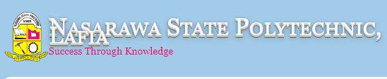 Nasarawa State Polytechnic Courses and Requirements