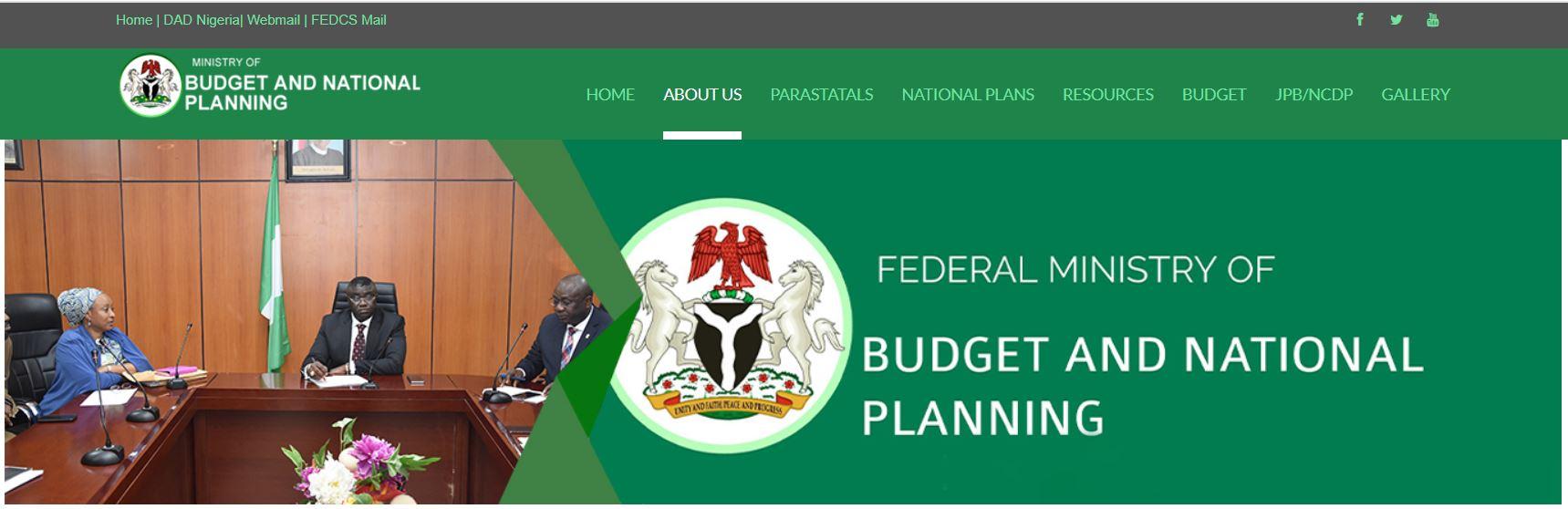 Überprüfen Sie den Kandidaten der Nationalen Planungskommission