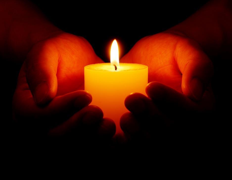 Руки свеча картинки