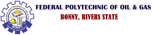 Federal Polytechnic of Oil and Gas Bonny Courses