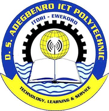 DS Adegbenro ICT Polytechnic Kurse und Anforderungen